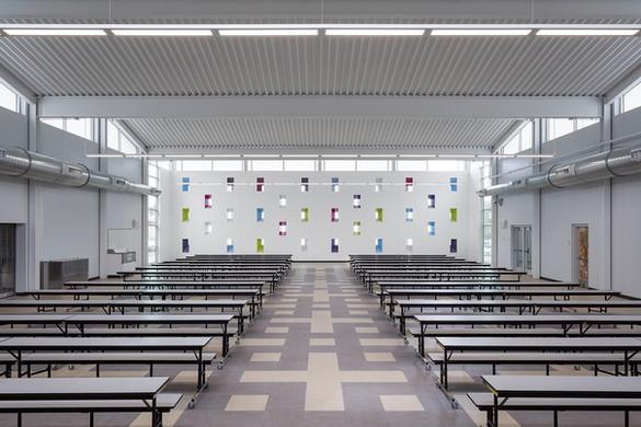 Ullom Elementary School - Architectural Photographer Michael Tessler - 12.jpg