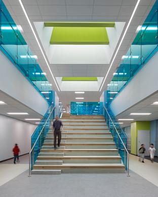 Ullom Elementary School - Architectural Photographer Michael Tessler - 9.jpg