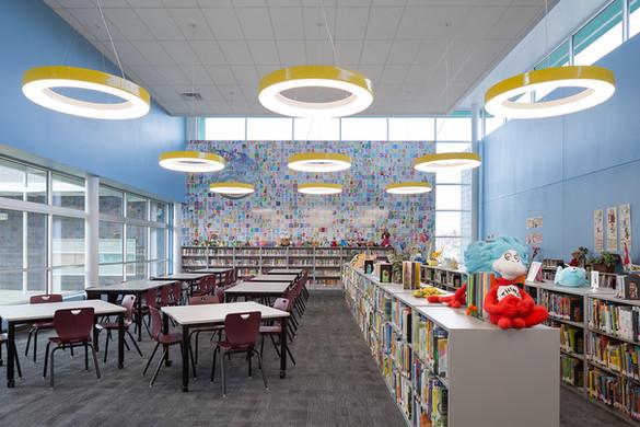 Ullom Elementary School - Architectural Photographer Michael Tessler - 15.jpg