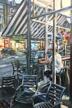 Cafe corner, Church Road