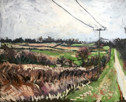 Near Lewes