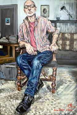 The Artist, Brian Britton
