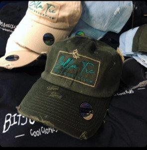 Logo Hat Olive