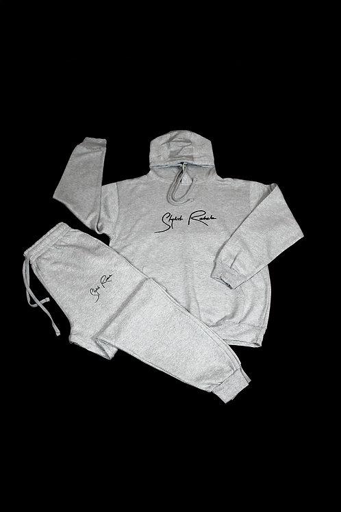 Light Grey Signature Sweatsuit