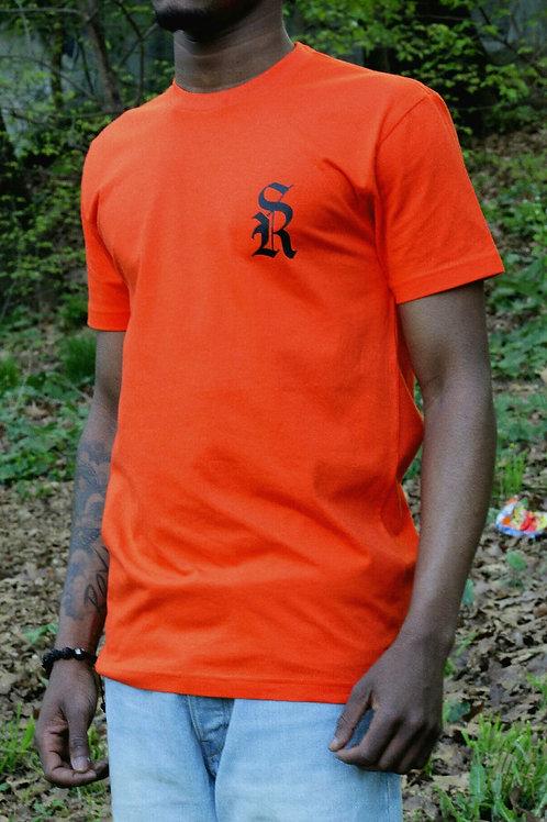Orange Emblem Design