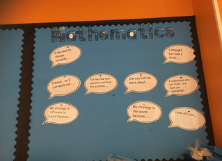 But math is about numbers...? (Spotlight on Good Practice series)
