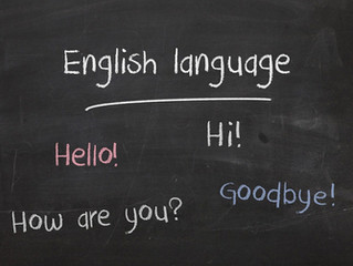 EAL, ESL, EFL, MFL! What's the difference (and does it really matter?)