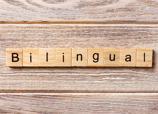 Why not bilingual?