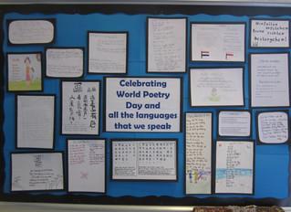 Spotlight on good practice: Multilingual Poetry
