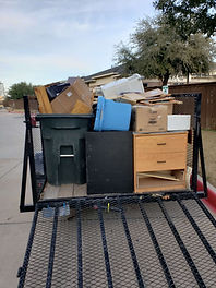 Estate junk removal in Lewisville, TX