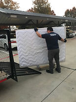 Lewisville junk removal, mattress remova