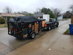 Farmersville junk removal, home clean-ou