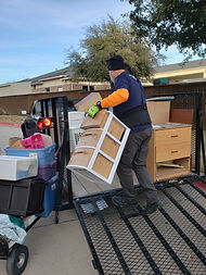 Lewisville estate clean-out, junk remova
