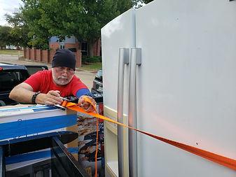 Plano junk removal, refrigerator removal