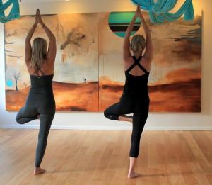 Kunst, kærlighed og yoga