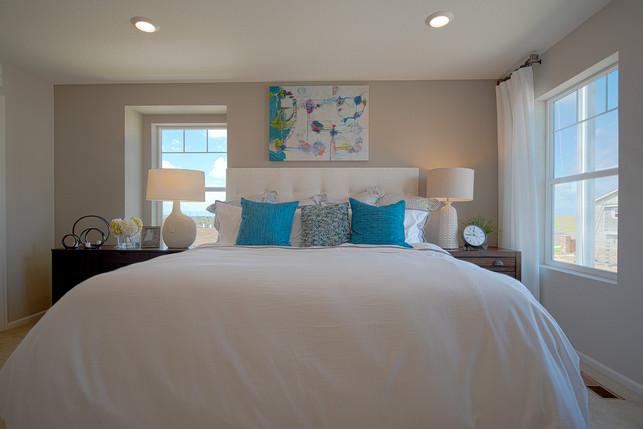 Bedroom Image - Colorado Real Estate Photographer