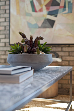 Coffee Table Decor - Commercial Photographer