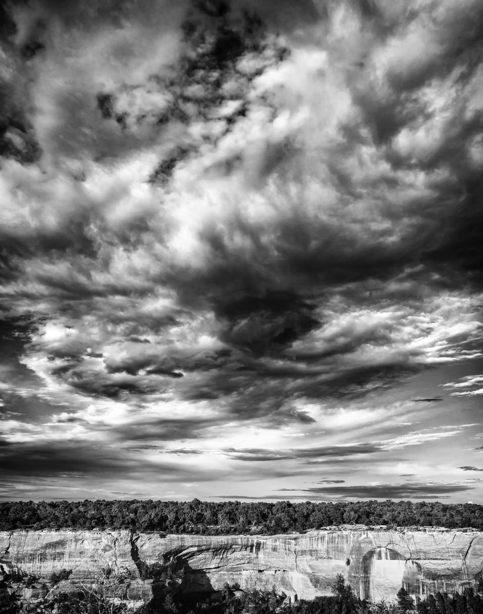 Stormy Southwest Sky
