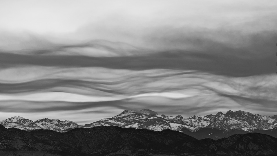 Waves Over The Rockies