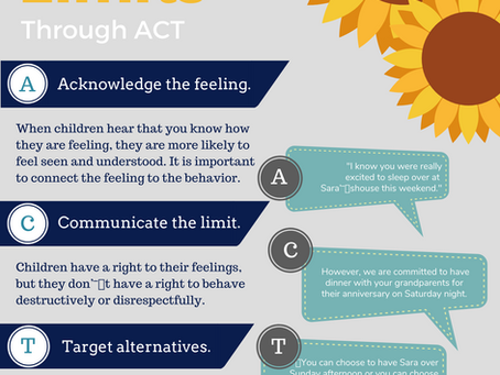 3 Ways to Make Your Child Feel Valued When Saying No