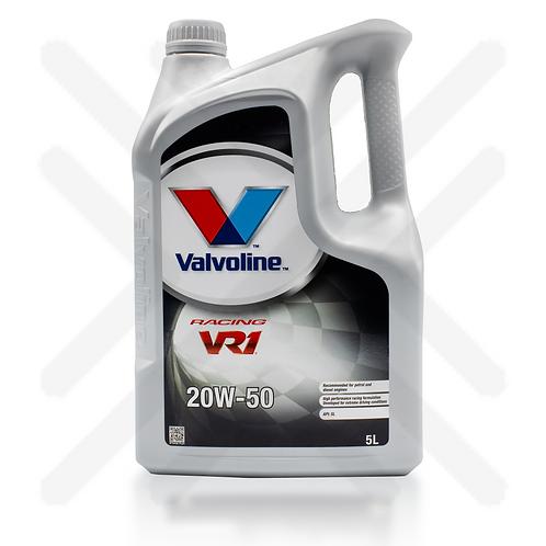 Valvoline VR1 Racing 20W-50