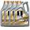 Thumbnail: Mobil 1 0W-40 Fully Synthetic Engine Oil