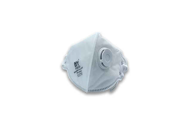 FFP3 Masks Valved - x1