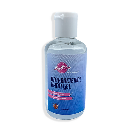 Anti-Bacterial Hand Sanitiser 100ML 70% Alcohol - FCSLBWMGHG/100