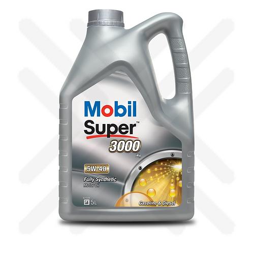 Mobil Super x1 3000 5W-40