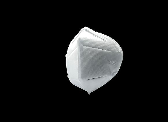 KN95 5-Ply Folded Masks box qty x10