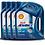 Thumbnail: Shell Advance AX7 10W-40 4L