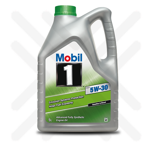 Mobil 1 ESP 5W30 Fully Synthetic
