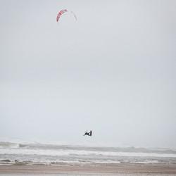 Flying Man / Cap Ferret