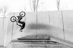 Arthur Lempereur / Flying Man
