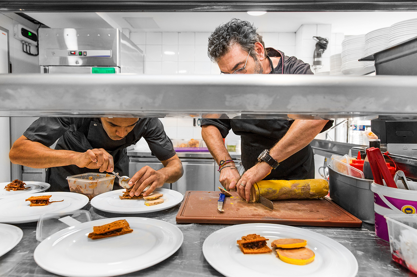 REPORTAGE CULINAIRE