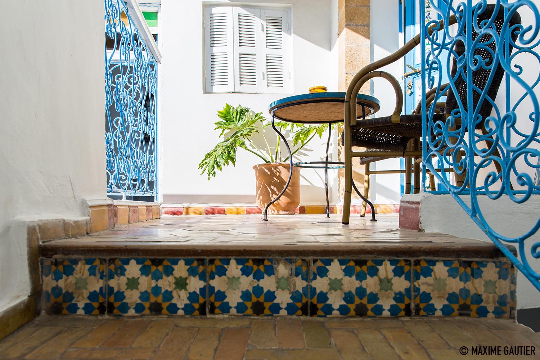 HOTEL EMERAUDE / ESSAOUIRA / MAROC