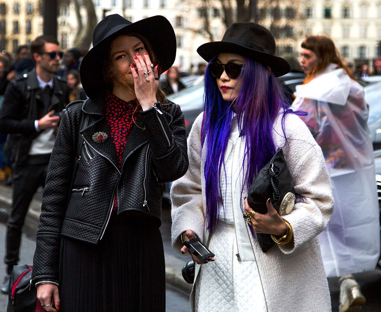 Fashion Week / Hiver 2014 / Paris
