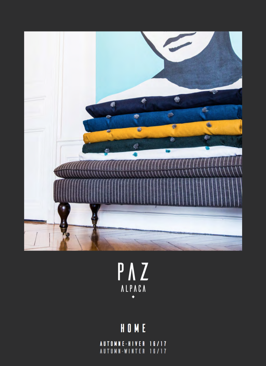 CATALOGUE PAZ ALPACA