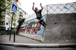 Hugo Ruckly / Flying Man