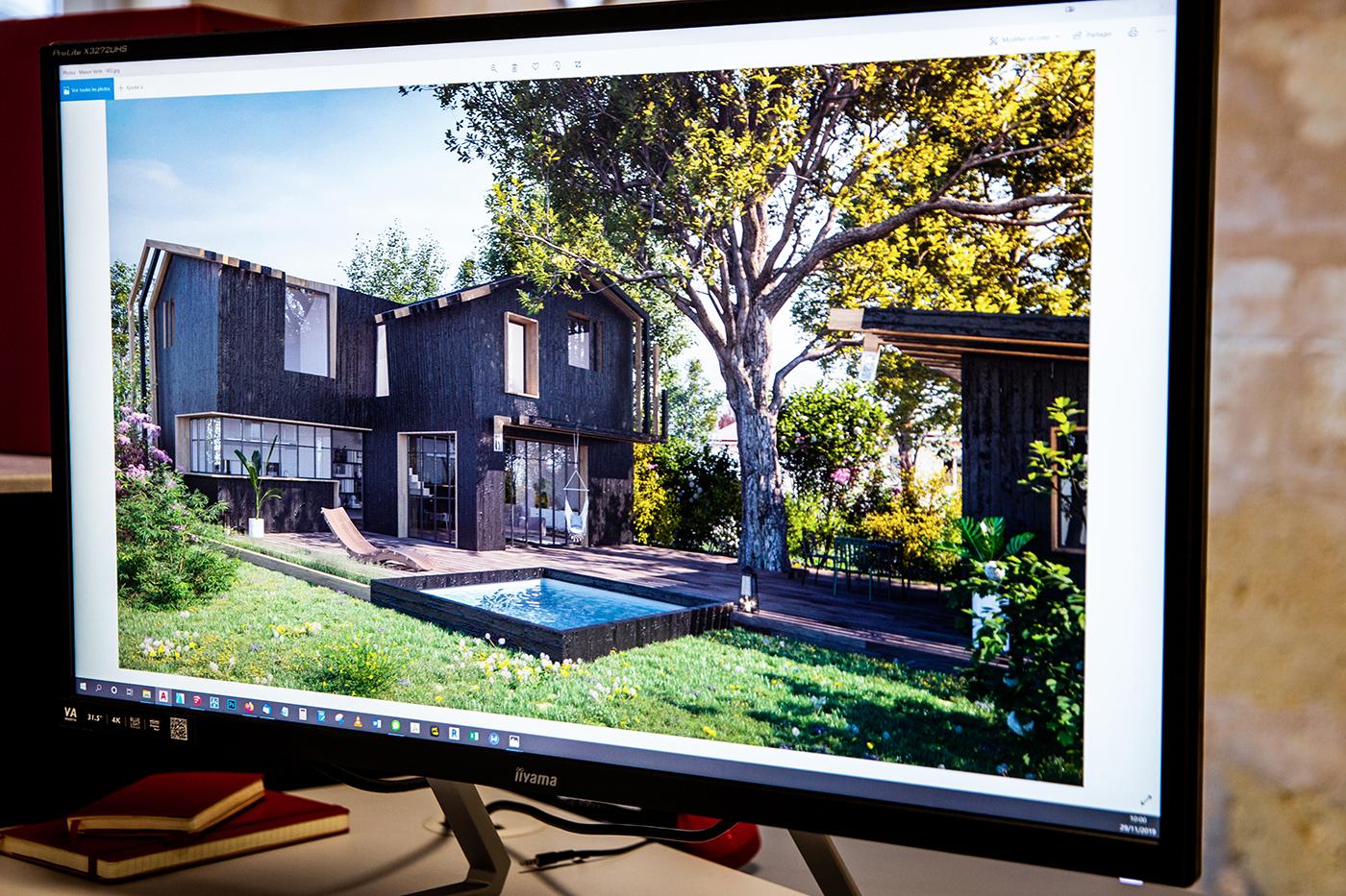 FLORENT PASQUIER / ARCHITECTE