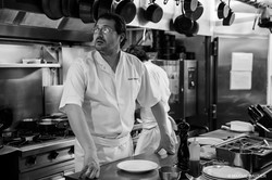 Chef David Rathgeber / L'assiette