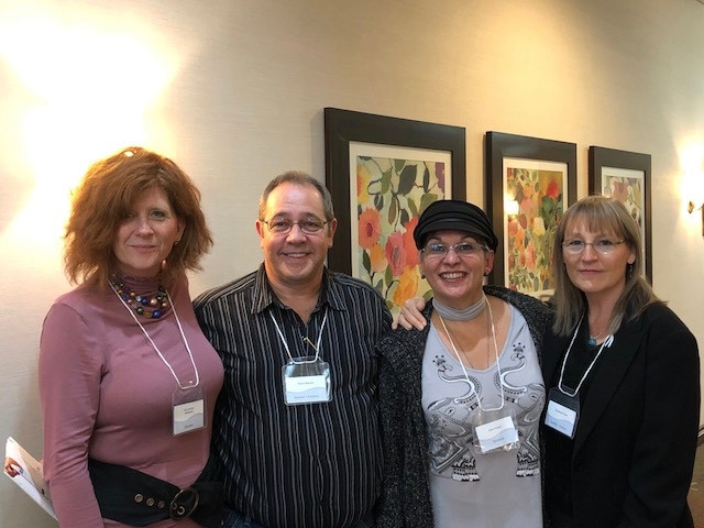 Lecturers at Canadian Hypnosis Conference 2017