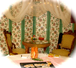 Reading Tarot Table - Wedding