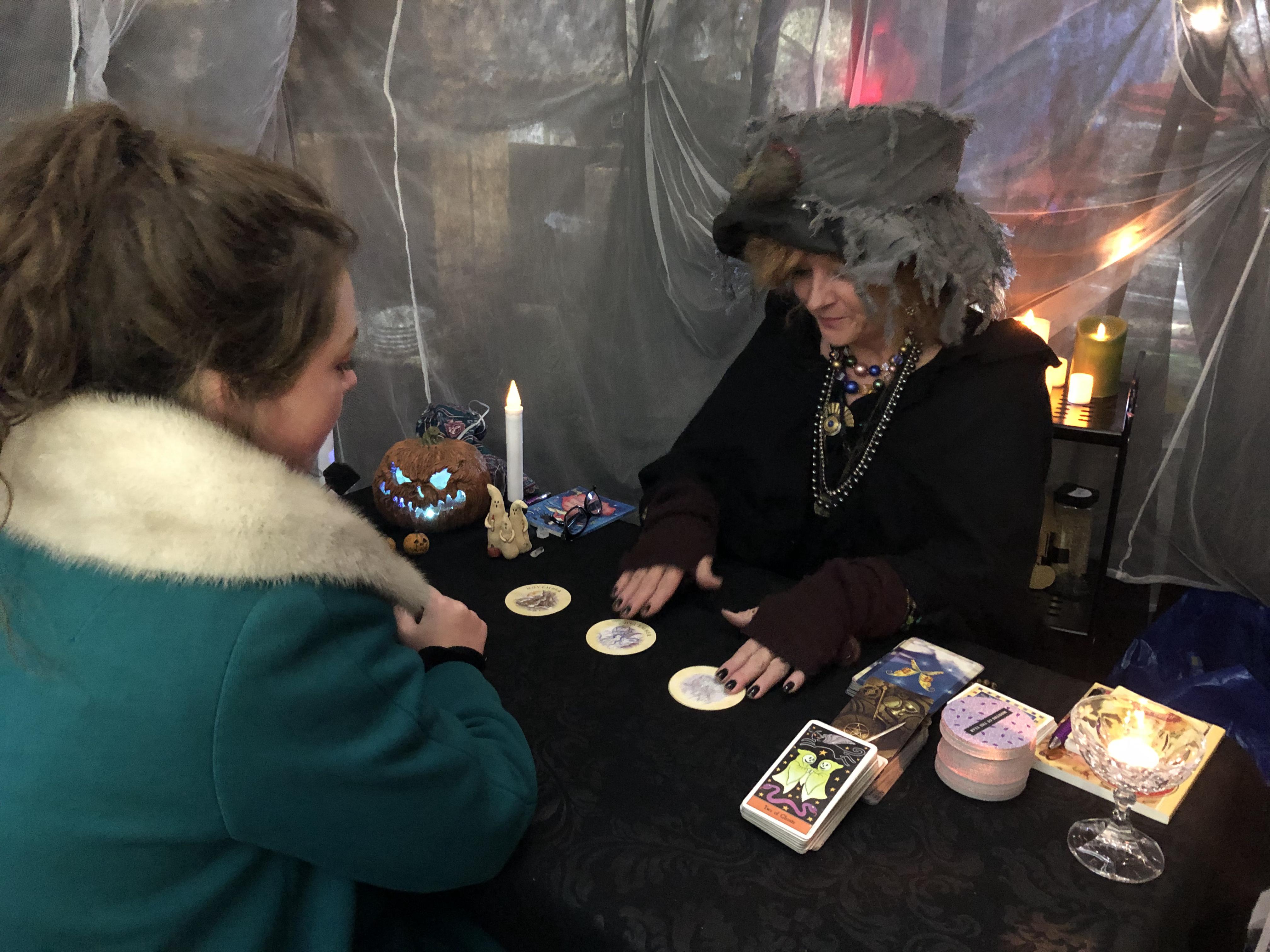 Kitchen Witch Shop - Halloween 2019