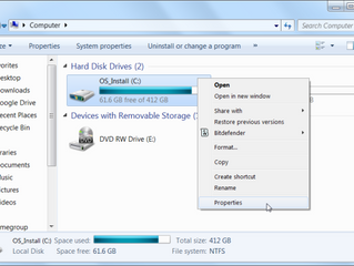 Ways to Free Up Disk Space on Windows