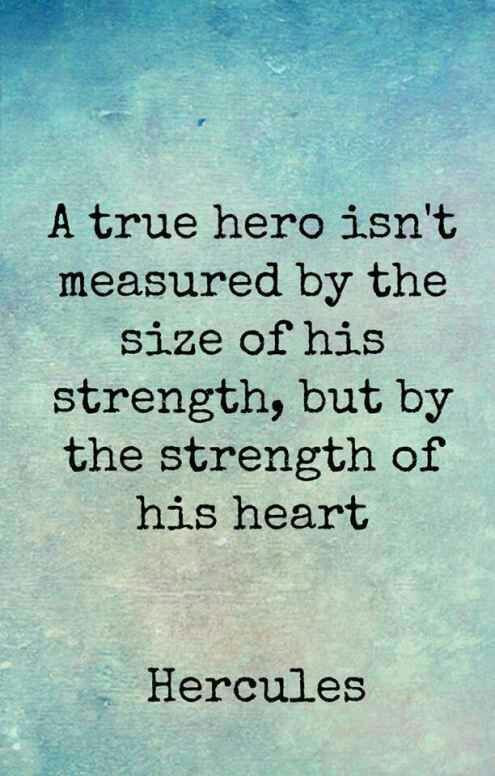 """Hero"" - The Word Re-defined"