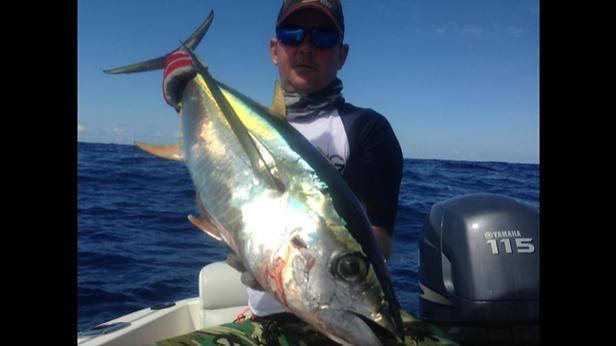 Tuna Fishing Charter