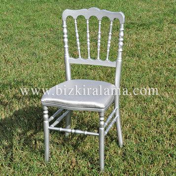Gümüş sandalye kiralama