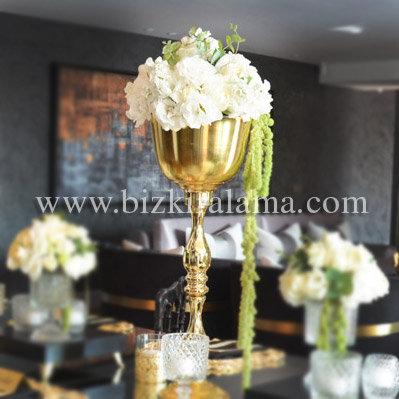 Çiçek Şamdanı