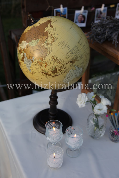 Dünya Küresi  (Vintage)